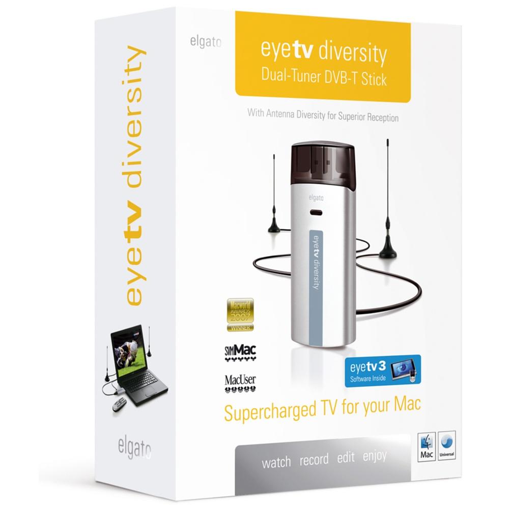 Elgato EyeTV DTT Diversity – Interactive Electronics CC
